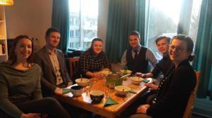 Informele Activiteit: Diner Rouler (20-03-2018)