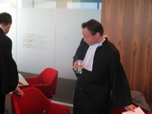 Kantoorbezoek: Van Iersel Luchtman Advocaten (21-04-2016)